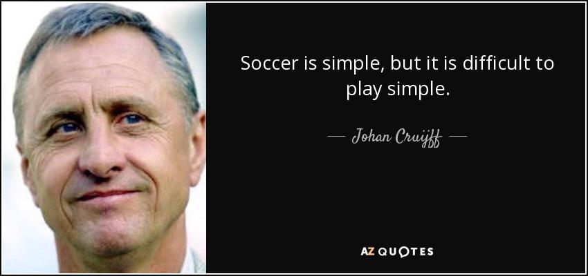 calcio semplice