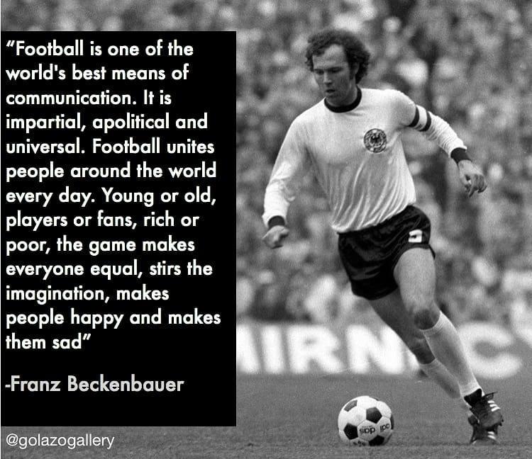 Franz Anton Beckenbauer