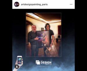ArtDesignPainting PARIS