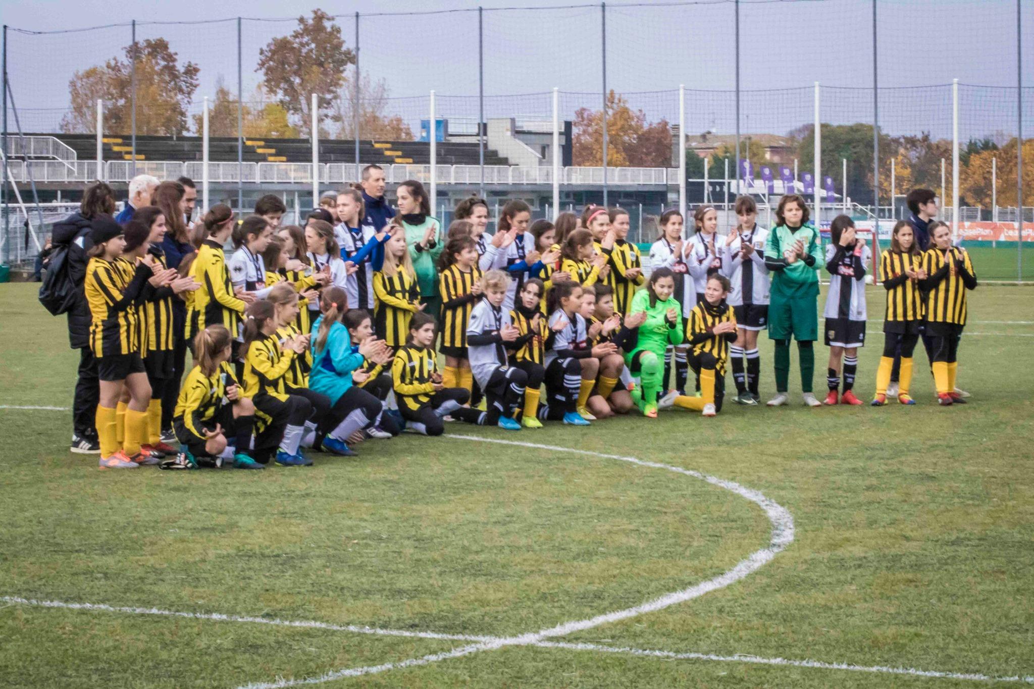 Calcio femminile U12: Bibbiano San Polo
