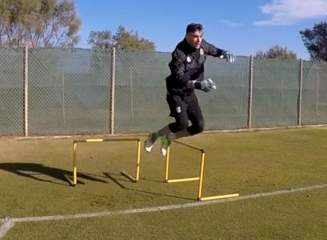 tecniche  del salto