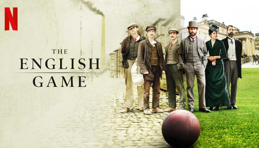 THE ENGLISH GAME: il calcio ai tempi della quarantena